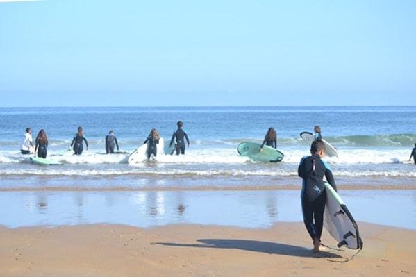 ¿Por qué ir a un surf camp en Cantabria?